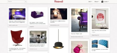 Déco : le meilleur outil, Pinterest