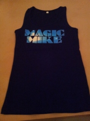 Magic Mike t shirt femme